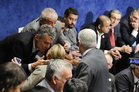 Imagem: Edilson Rodrigues/Agência Senado